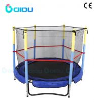 Large trampoline60''-with-net